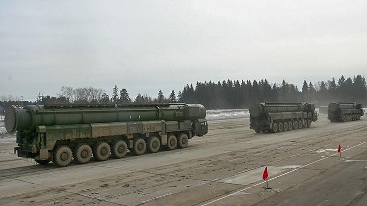Rusia podría reconsiderar su actitud hacia el tratado START por las acciones inamistosas de EE.UU.
