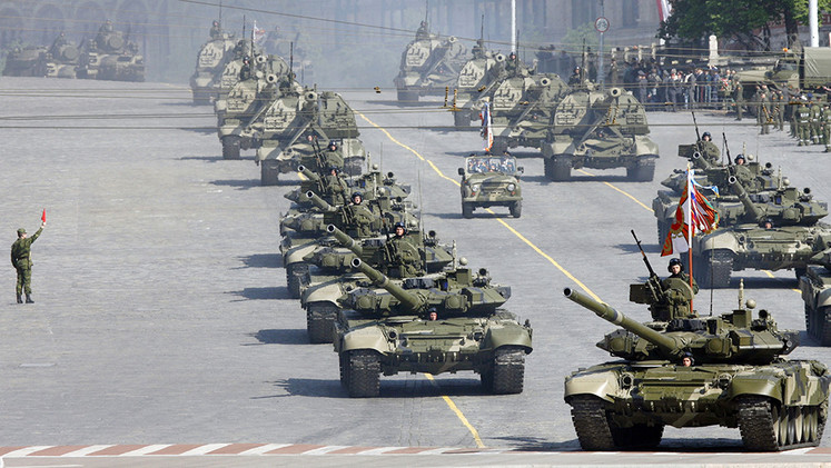 Cómo se reforzará el Ejército ruso en 2015? - RT
