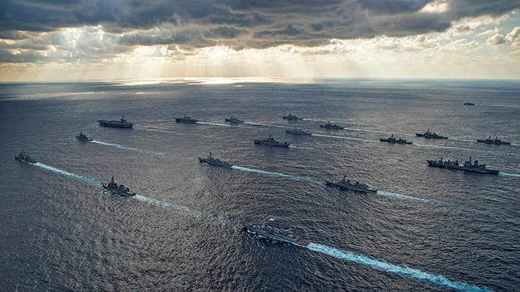 Las cinco Armadas más mortíferas en Asia