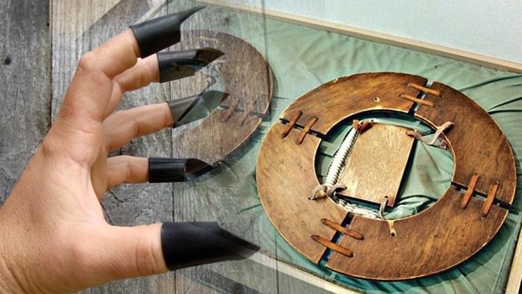 Las 10 armas y herramientas más secretas de los ninjas
