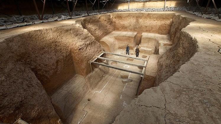 China: Descubren reliquias budistas en una antigua tumba