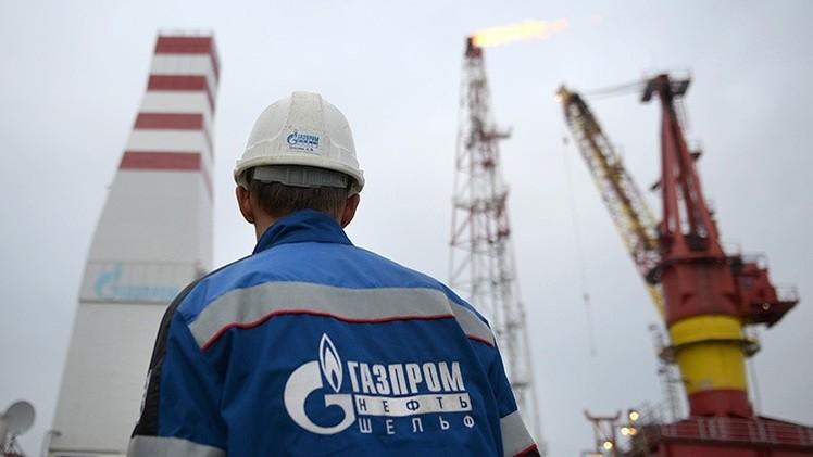 Gazprom prevé cerrar el tránsito de gas ruso a Europa a través de Ucrania