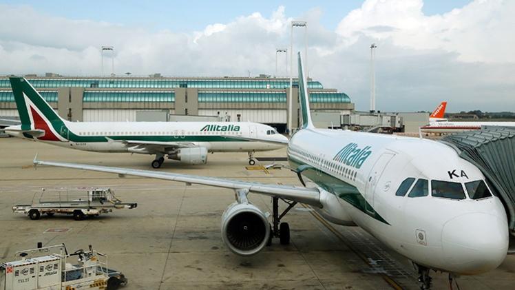Italia: El aeropuerto Fiumicino de Roma en alerta por amenaza de bomba en un vuelo