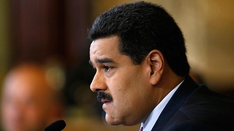 Maduro: El petróleo no debe utilizarse como pretexto para someter a países