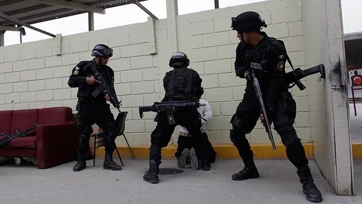 Detienen a 22 miembros de Los Zetas en México