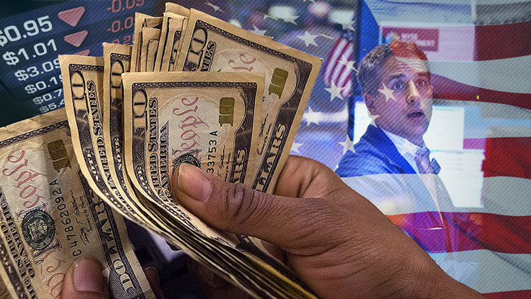Las fuertes señales de que la economía de EE.UU. no está tan bien como parece