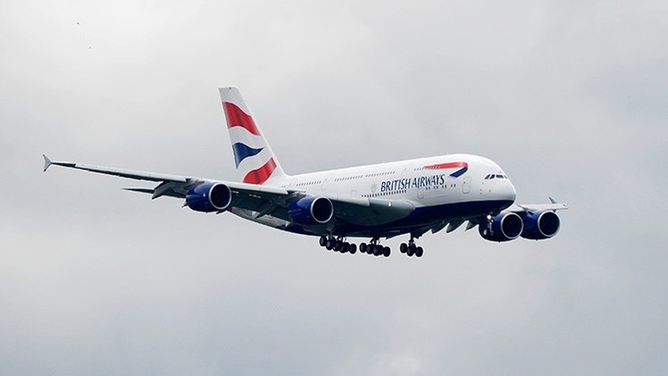 Avión de British Airways que vuela de Barcelona a Londres declara una emergencia