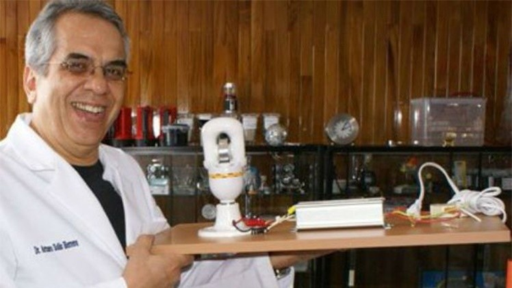 Descubrimiento revolucionario: Un científico mexicano crea una batería con carga infinita