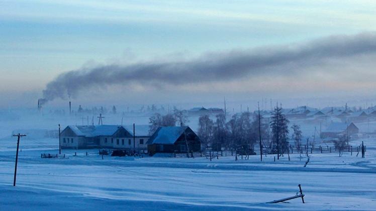 Fotos: ¿Cómo se vive en el pueblo más frío del mundo?