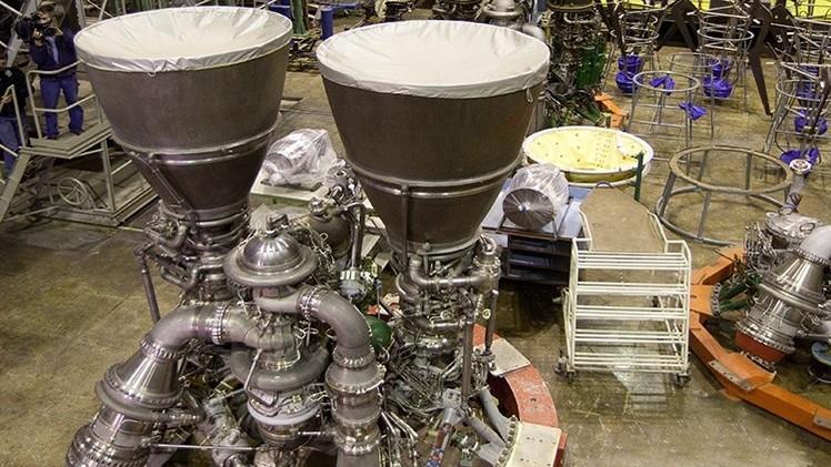 Rusia autoriza la venta de motores para un cohete-portador de EE.UU. sólo para uso civil
