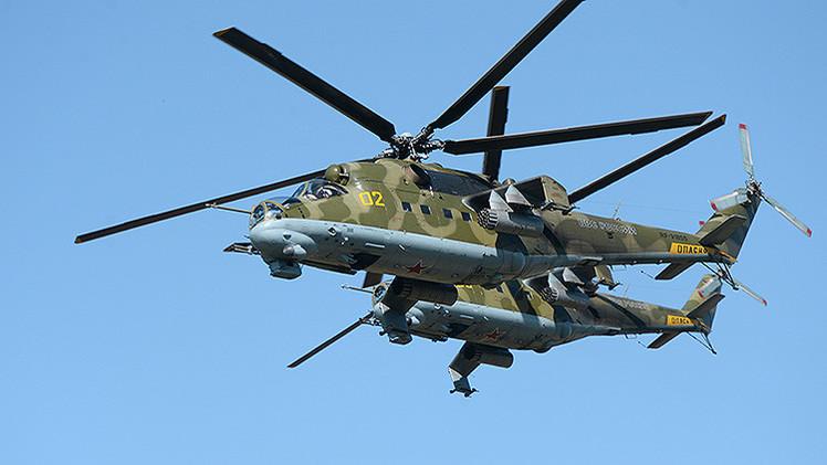 Argentina comprará más helicópteros rusos