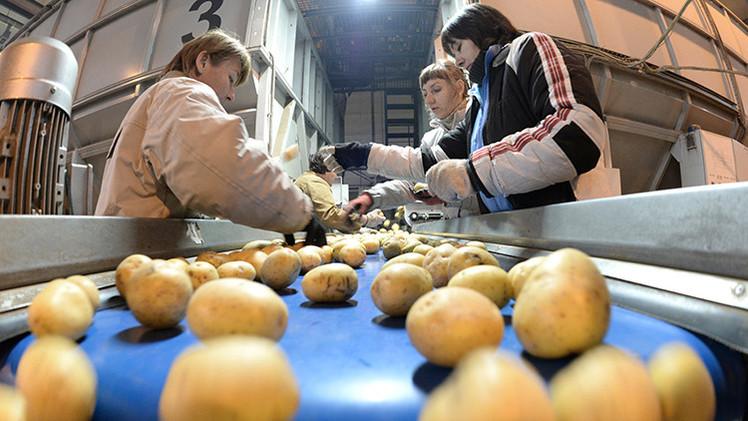 La Unión Europea envía a Rusia propuestas para reanudar el comercio de alimentos