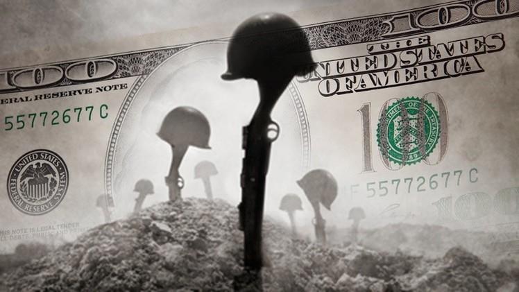"""""""Las dos Guerras Mundiales fortalecieron el dólar, para sobrevivir necesitan la Tercera"""""""