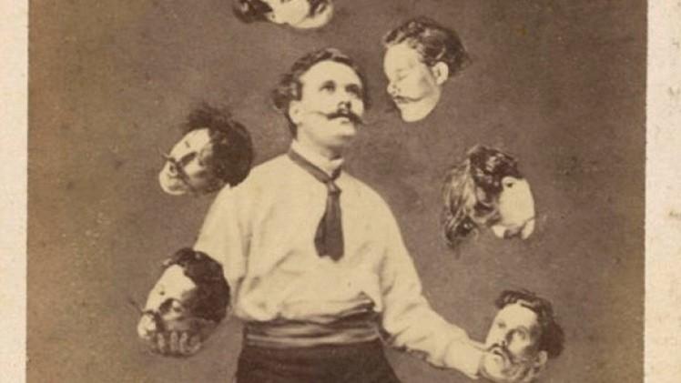 Fotos e increíbles ilusiones ópticas hechas antes del nacimiento de Photoshop
