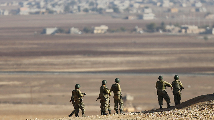 Informe del Ejército turco constata que el servicio de Inteligencia arma a Al Qaeda