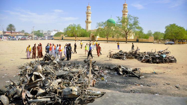 Boko Haram utiliza a niñas secuestradas como terroristas suicidas