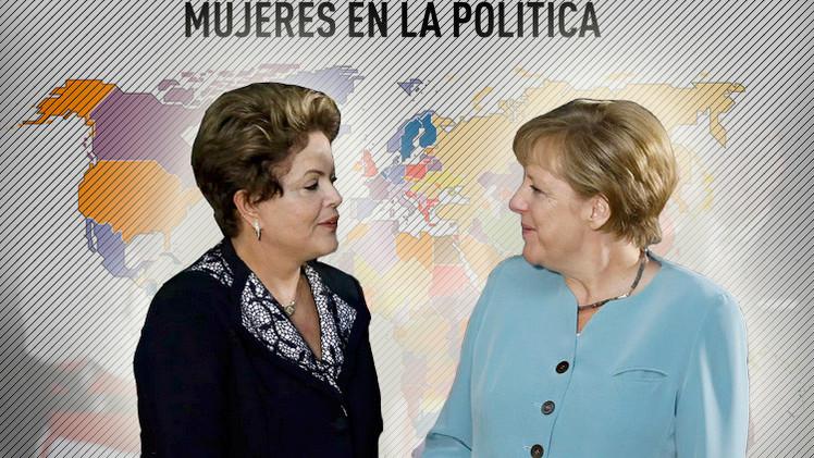 Mapa de las mujeres al poder: ¿Qué cualidades debe tener una líder?