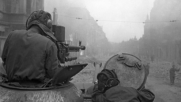 """""""El pueblo polaco habría sido exterminado por completo sin la ayuda del Ejército Rojo"""""""