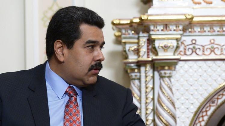 """Maduro: """"Rusia tiene un gran pueblo y un gran líder"""""""