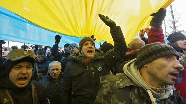 """'The New York Observer': """"La nueva Ucrania es dirigida por locos, caudillos y oligarcas"""""""