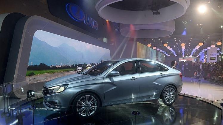 """Fotos: LADA pone en marcha la producción del """"mejor coche ruso"""""""