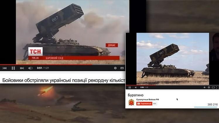 """Experto: """"Un canal de televisión ucraniano usa imágenes falsas en sus noticieros"""""""