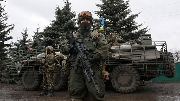 """""""Kiev intenta de nuevo desencadenar una guerra en Donbass"""""""