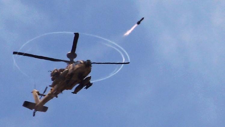Israel bombardea los Altos de Golán
