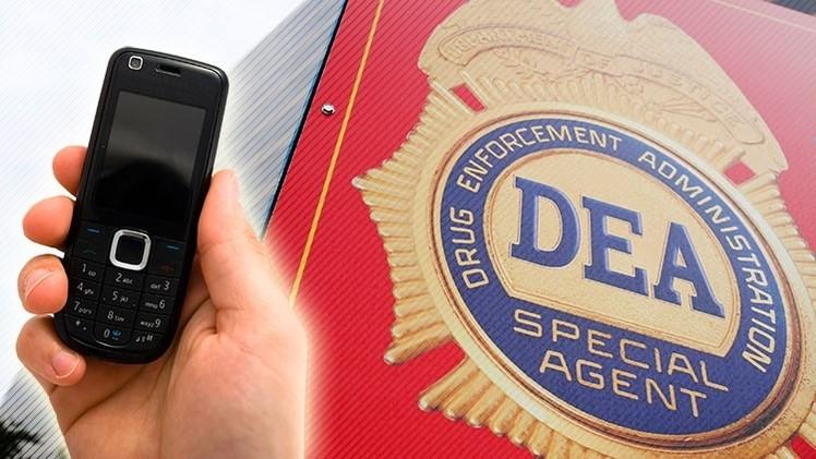 EE.UU.: La DEA ocultó su propio programa secreto de recolección de datos