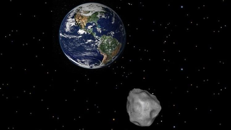 Un asteroide peligroso se aproxima a una distancia crítica de la Tierra