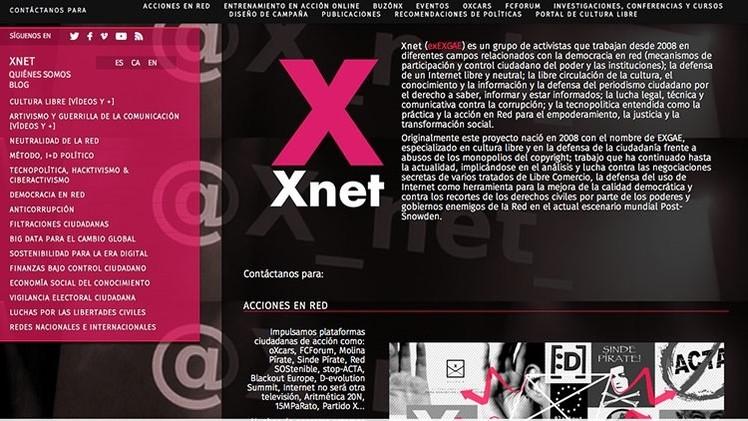 Xnet: El WikiLeaks español que desata temblores entre los corruptos