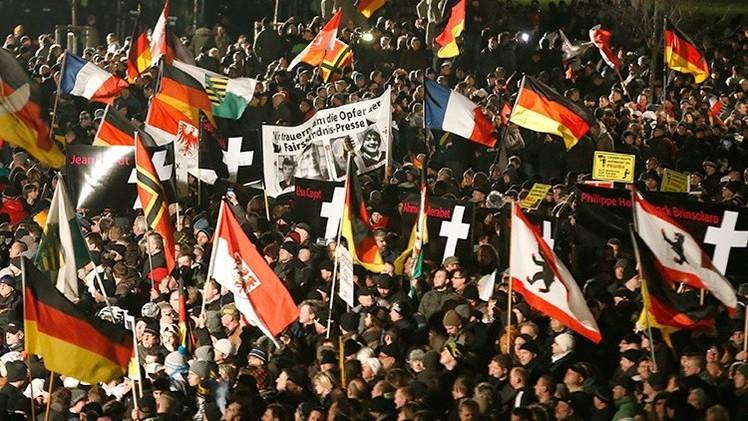 Alemania: Cancelan la nueva marcha contra la islamización por amenazas de muerte