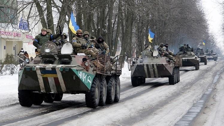 """Kiev con sus ataques pretende """"involucrar a la UE en una guerra fría con Rusia"""""""