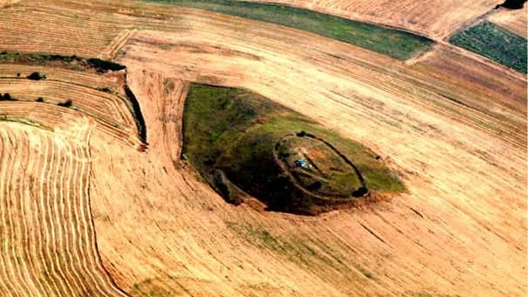 Científicos arrojan luz sobre el posible origen del misterioso geoglifo en Europa