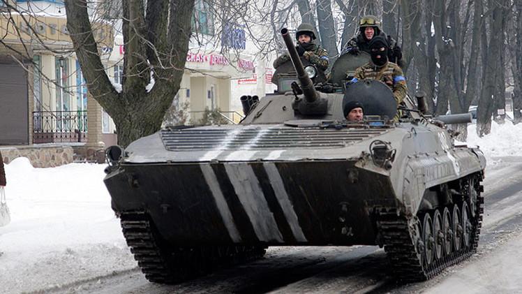 """""""La ofensiva en Donetsk está relacionada con la Resolución del Parlamento Europeo sobre Ucrania"""""""