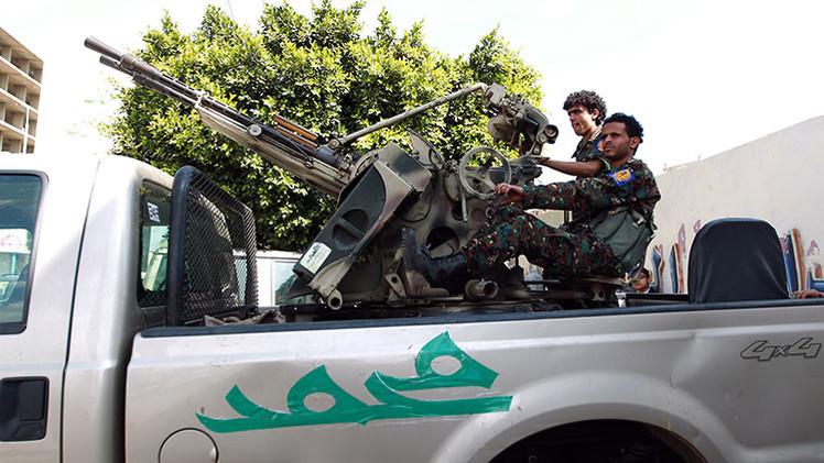 Yemen: Fuertes enfrentamientos entre insurgentes y el Ejército en Saná