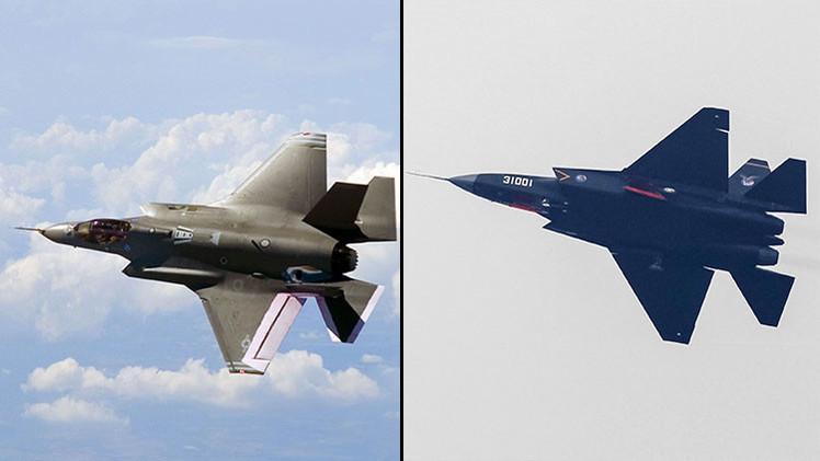 """Snowden: """"China robó 50  terabytes de información sobre el avanzado caza F-35"""""""