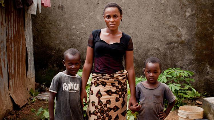Los conmovedores retratos de los supervivientes del ébola