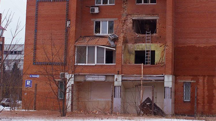 Moscú: La retirada del armamento pesado en el este de Ucrania depende de Kiev