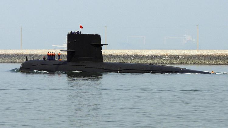 Cuatro submarinos chinos con misiles estratégicos pueden alcanzar EE.UU.