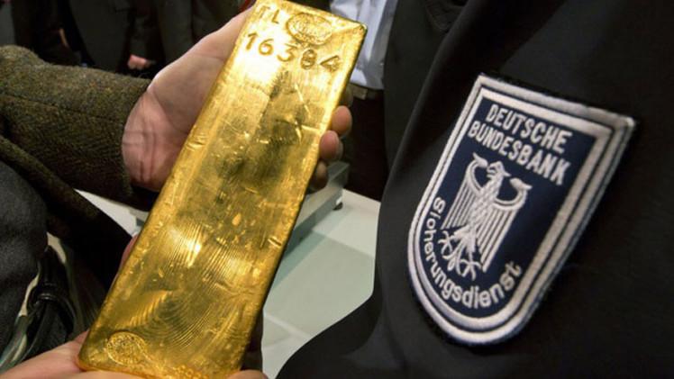 ¿Por qué Alemania sigue repatriando su oro de EE.UU. y Francia?