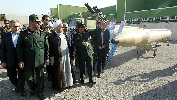 """""""Rusia e Irán sufren amenazas comunes que deben afrontar juntos"""""""