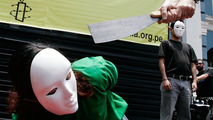 ¿Por qué Arabia Saudita sigue practicando decapitaciones públicas?