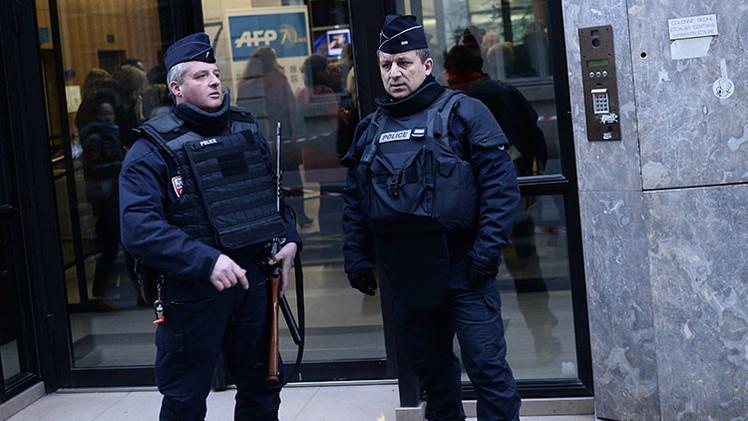 Francia detiene a cinco oriundos del Cáucaso Norte sospechosos de preparar un atentado
