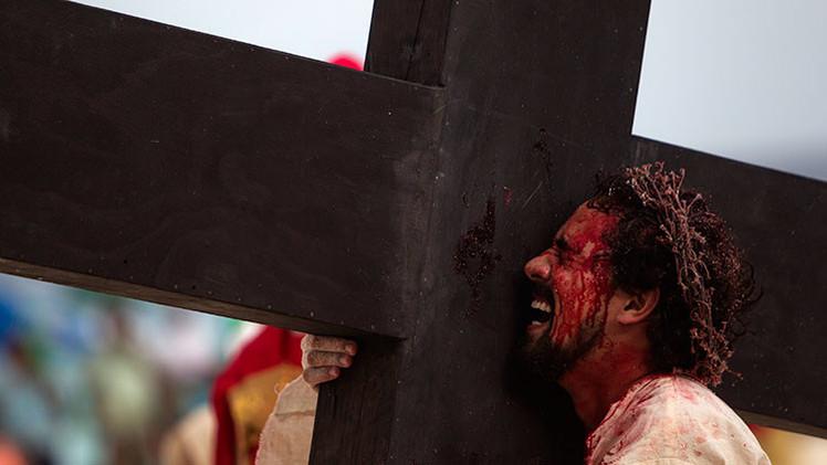 """Encuesta plantea: """"¿A quién torturaría Jesucristo?"""""""