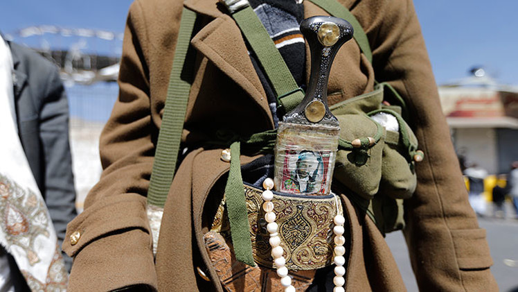 Los rebeldes se apoderan del palacio presidencial en Yemen
