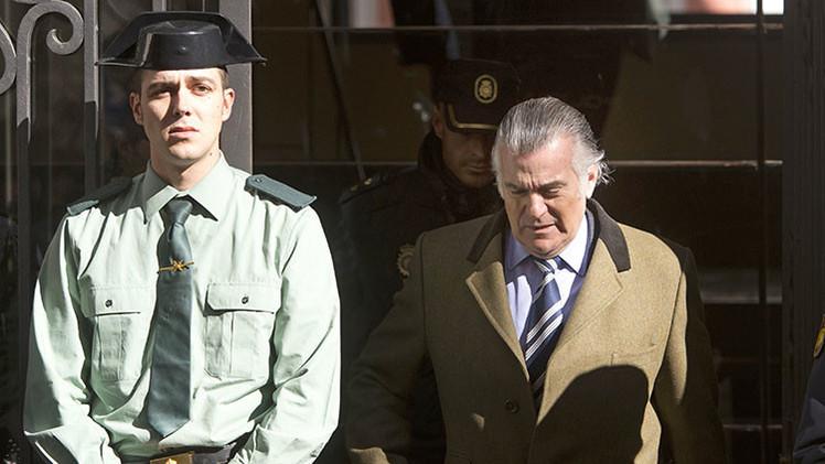 España: El extesorero del PP Luis Bárcenas podrá salir de la cárcel bajo fianza
