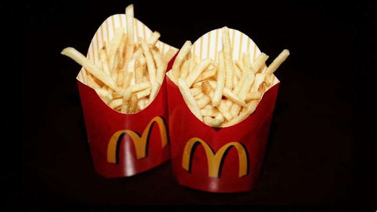 Video: De qué realmente están hechas las papas fritas de McDonald's