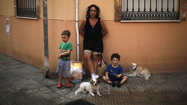 Podemos: Goldman Sachs se lucra con las desgracias de España