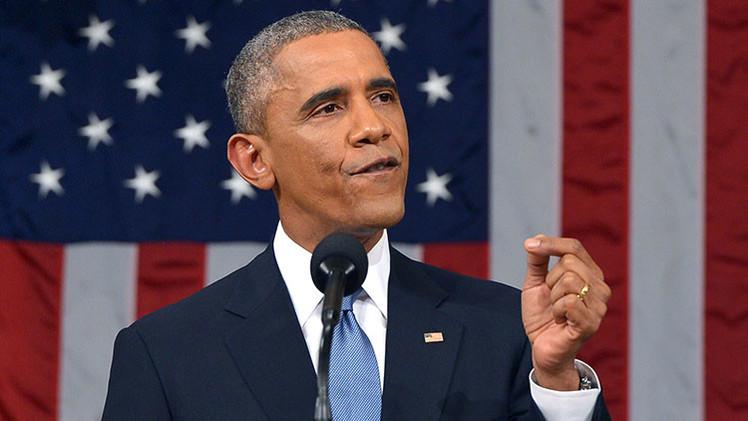 'Veto', la palabra preferida de Obama en el Discurso del Estado de la Unión